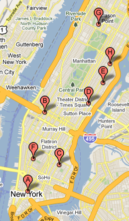 Atomic Wings has 8 locations in Manhattan