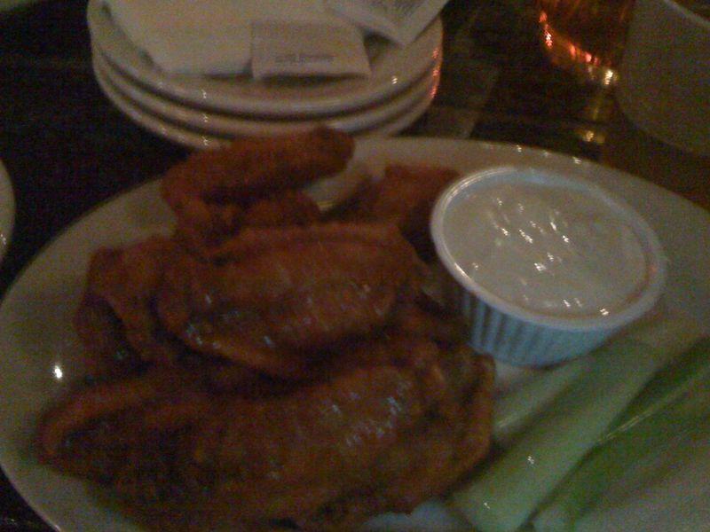 Hog Pit Wings